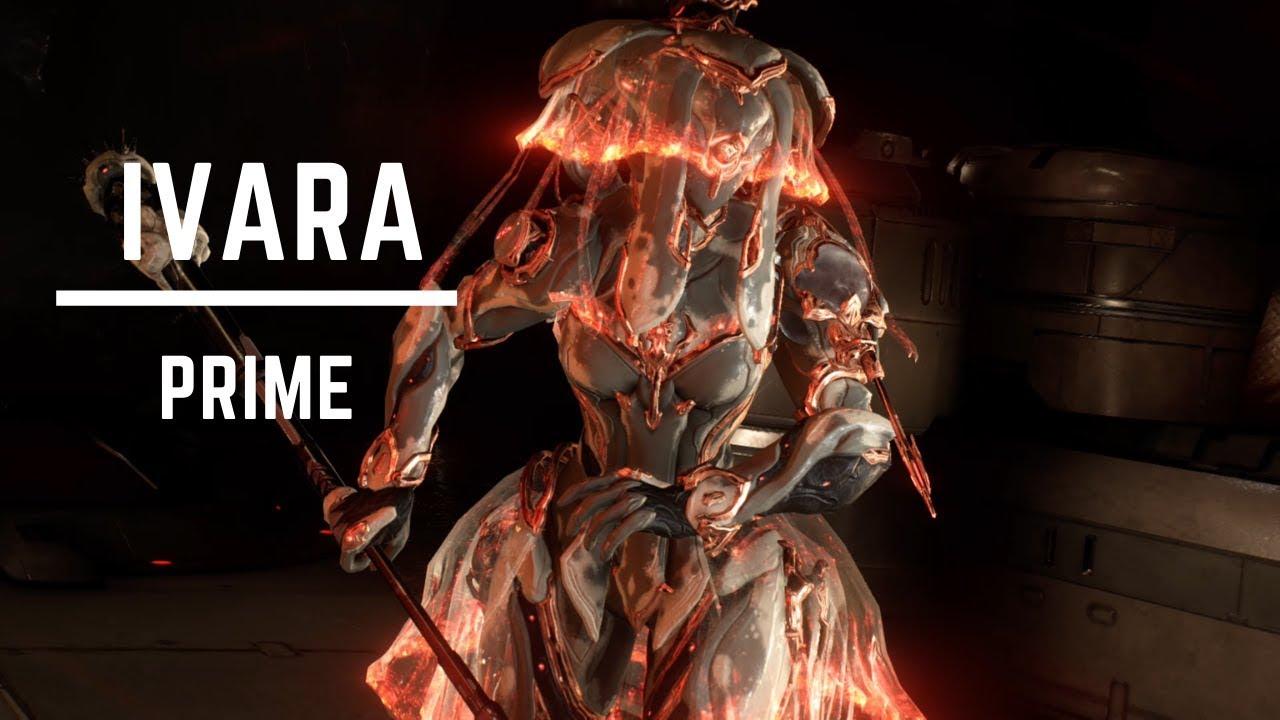 Warframe | Ivara Prime Fashion - YouTube