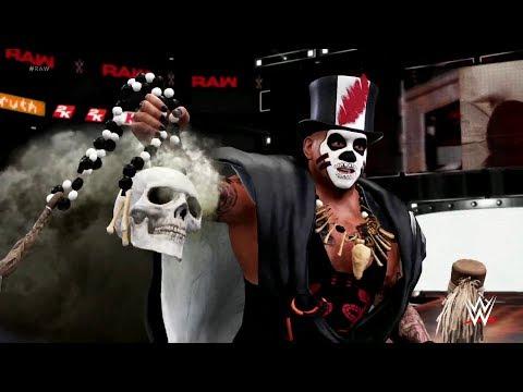 nL Live - WWE 2K18 Universe Mode: Tyson Kidd's RAW Episode #7