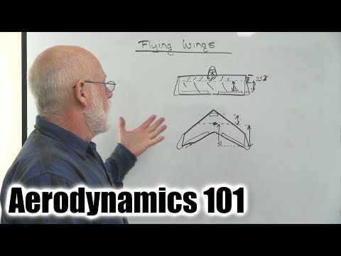 The Aerodynamics Of Flying Wings (part 2)