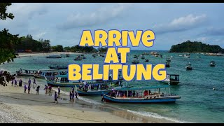 Gambar cover Getting to Belitung Island