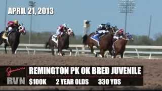 $100K Remington Park Juvenile - 2013