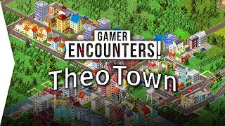 Pixel Art City-builder! ► TheoTown - SimCity 2000 + TTD City-building Gameplay - [Gamer Encounters]