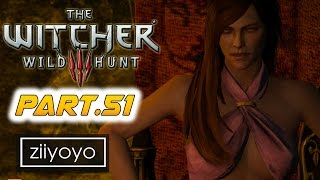 The witcher 3 wild hunt Gameplay Walkthrough Part 51 [1080p HD 60FPS PC ULTRA] - No Commentary