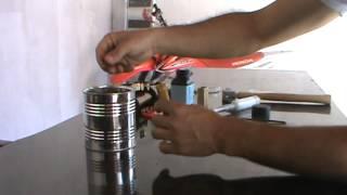 Como recarregar um Cartucho Calibre 20