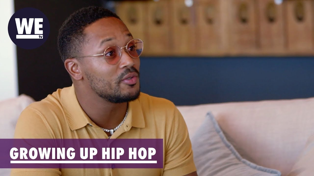 Romeo Goes Off About Angela! | Growing Up Hip Hop