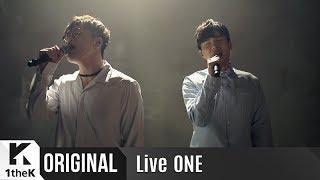 Live ONE(라이브원): 4MEN(포맨) _ Break Up In The Morning(눈 떠보니 이별이더라)