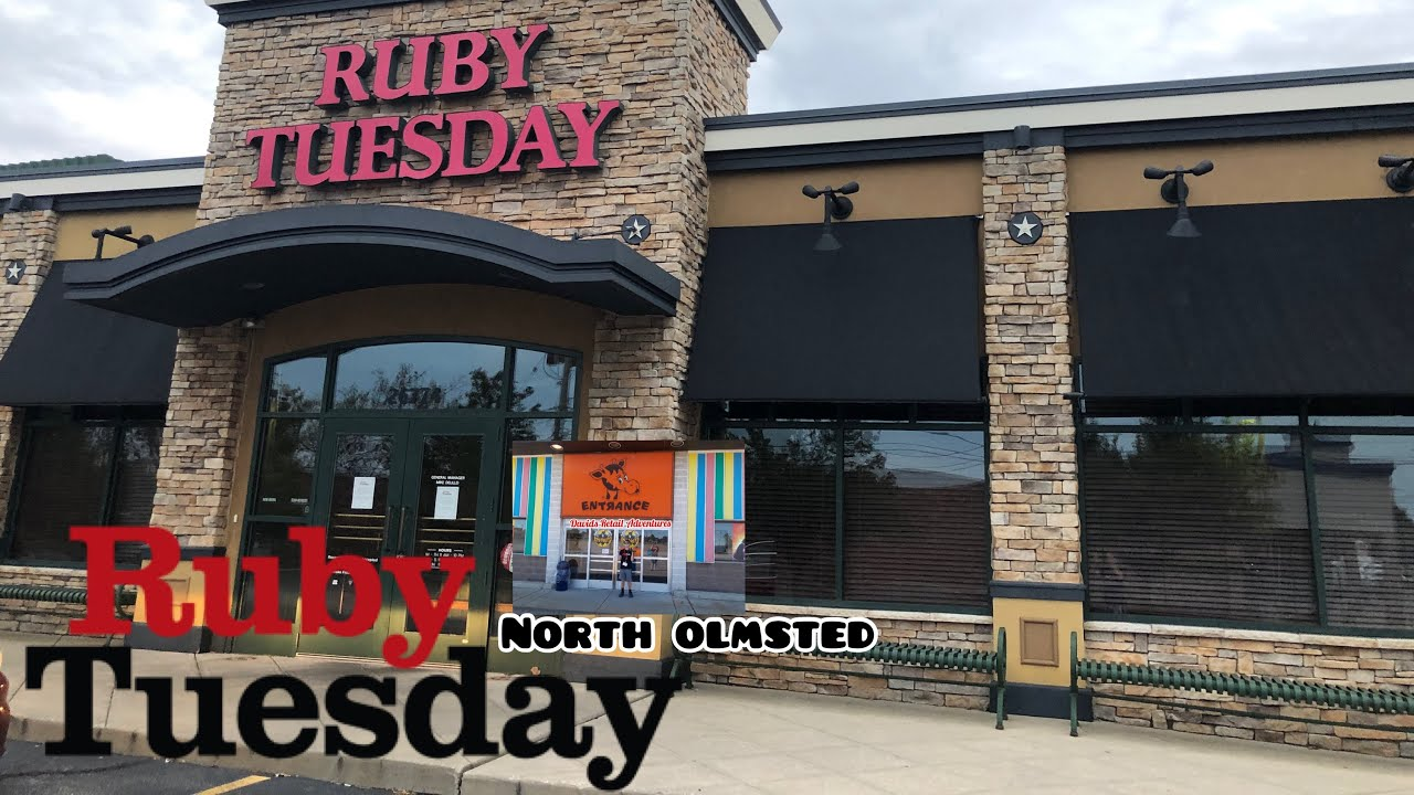 Abandoned Ruby Tuesday North Olmsted Ohio Youtube