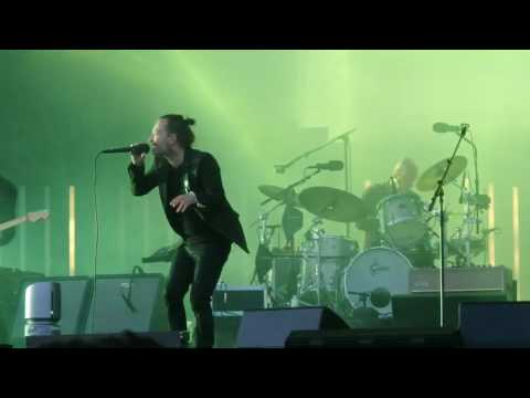 Myxomatosis - Radiohead, 7-7-2017 TRNSMT festival Glasgow