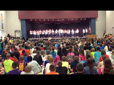 Johnston's Horizon Elementary Teacher Dance Talent Show