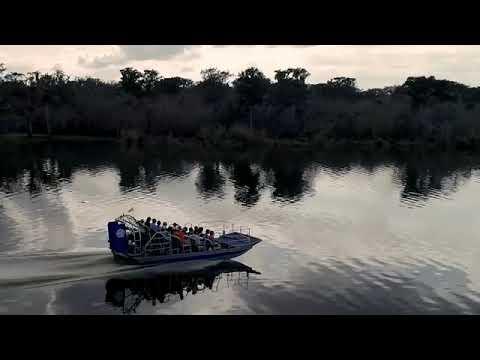 Black Hammock Adventures & Airboat Rides