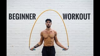 Beginner Jumping Rope Workout