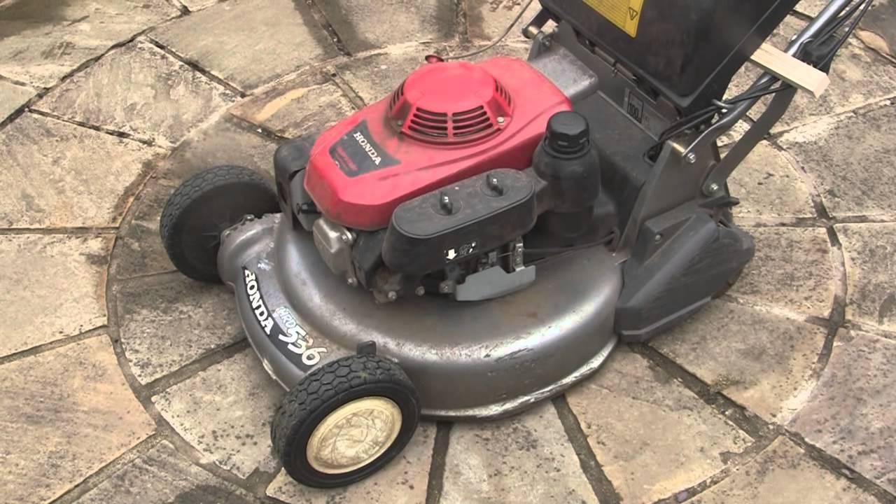 repairing lawnmowers for profit part 98 honda hrd 536. Black Bedroom Furniture Sets. Home Design Ideas