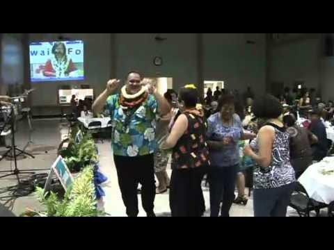 Kauai Mayor HQ dancing