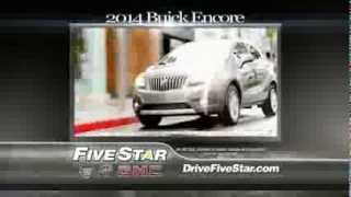 Save Your Money at Five Star Cadillac Buick GMC