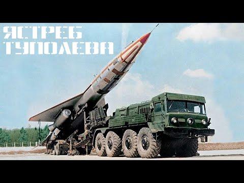 БПЛА Туполева: Ту-121 и Ту-123 «Ястреб» (ДБР-1)