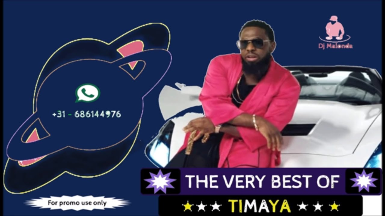 THE VERY BEST OF TIMAYA (Latest Naija Afrobeat) 2019 Mix by Dj malonda