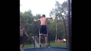 Double Backflip Progression