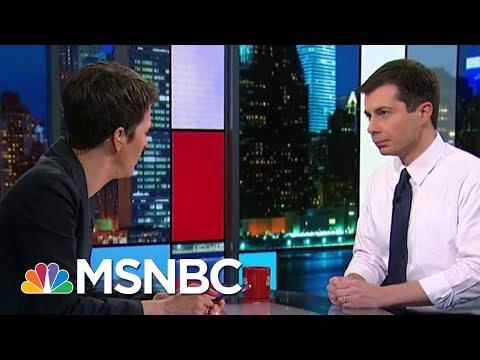 Pete Buttigieg - Full Interview   Rachel Maddow   MSNBC