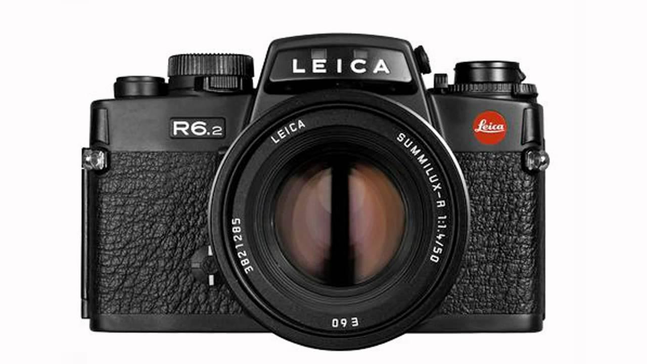 Leica R6.2 Reviews - PhotographyREVIEW.com