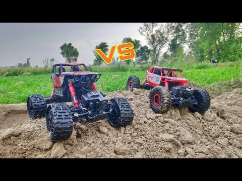 Rc Rock Crawlers Comparison - Offroad Testing