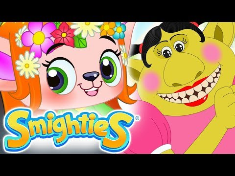 Smighties - The Giant Friend Trolly |  Cartoons For Kids | Children's Animation Videos