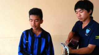 We are Forever alone Guitar by Lim vuthy( Original song)