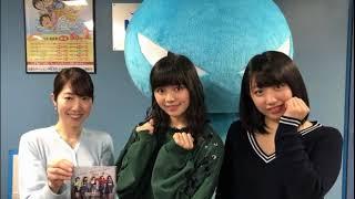 NACK5『monaka』2018年3月27日生放送より ゲスト:浜浦彩乃・和田桜子(...