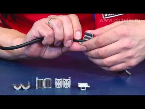 ZCAT1518-0730A фильтр на кабель d=7мм