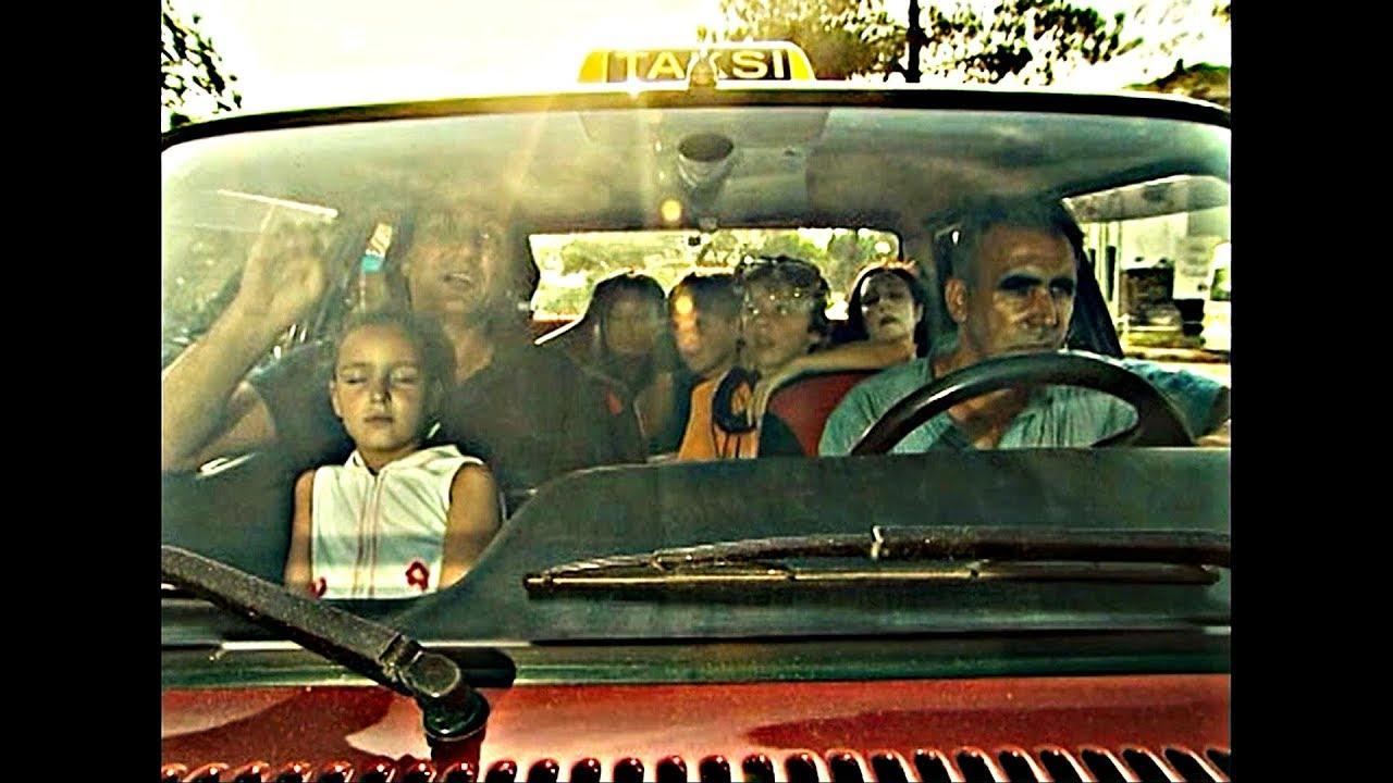 Hüsnü Çoban Ailesi Tatilde - Arabayı Çaldırdılar