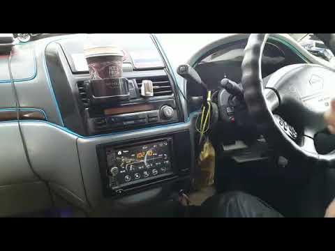 Диагностика А.К.П.П Nissan.Presage КА24