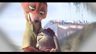 Video [MULTIFANDOM] Sorry, Blame It On Me download MP3, 3GP, MP4, WEBM, AVI, FLV Agustus 2018