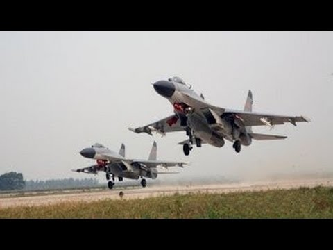 China sends FIGHTER JETS in air zone TO CONFRONT US and Japanese military aircraft