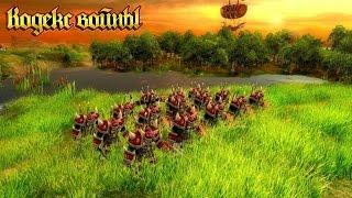 Кодекс Войны. Кампания орков. Миссия 1. Покорение гоблинов