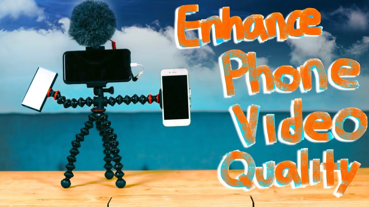 5 Free Ways to Enhance Your Phone Video Quality | Improve Phone Video  Quality (Videography Tips)