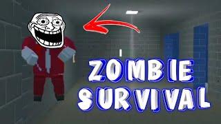 Zueiras No Zombie Survival | A Saga do Zumbi #26 | Block Strike | Especial 70k