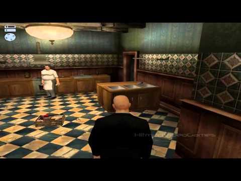 Hitman 2 Silent Assassin - Mission 1 - Anathema HD (Rating Silent Assassin)