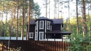 Дом в сосновом бору по Ярославскому шоссе 4,2 млн. руб.