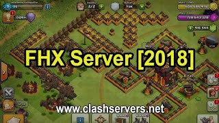 Download game FHX Clash of Clans new version 2018