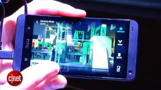 HTC One Zoe mode and camera software in video walkthrough