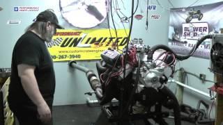 400 Chrysler Stroker Motor