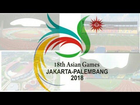 Inilah 5 Stadion Yang Akan Digunakan Untuk Cabang Sepak Bola Asian Games