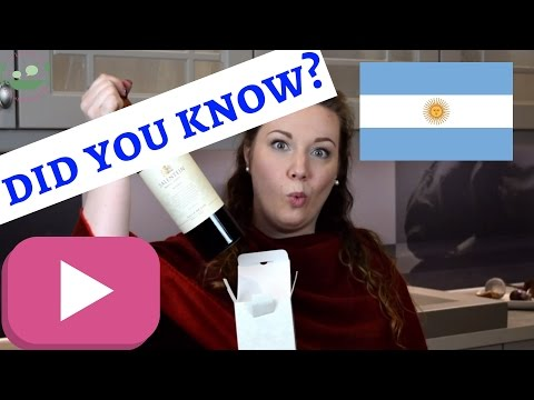 FOOD FACTS about Argentina
