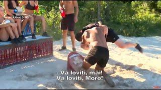 Survivor - Victoria lui JADOR i-a demontat psihic pe RAZBOINICI! Morosanu, luat la tranta de Jador!