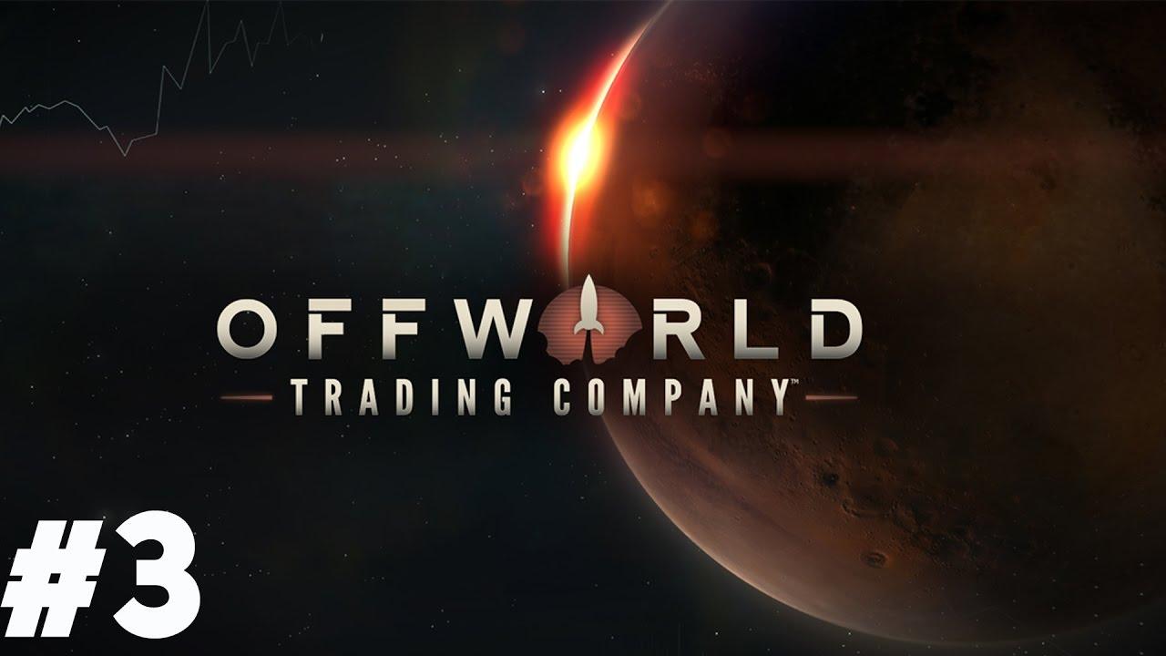 Offworld trading company strategy reddit