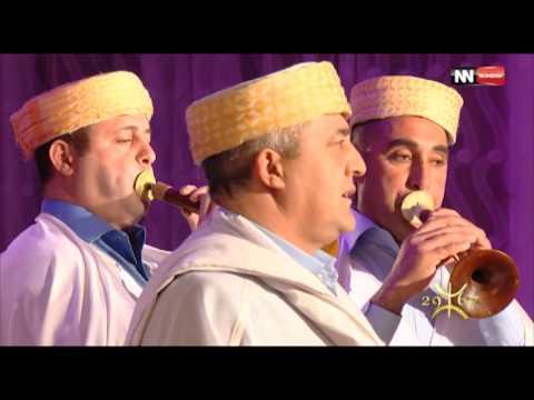 """Yennayer avec """" Iteballen  Chikh Youcef """" sur NumidiaTV"""