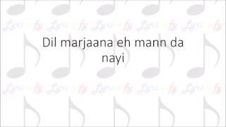 Mai Tan Vi Pyar Kardan by Happy Raikoti Lyrics Video HD
