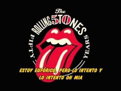 The Rolling Stones - Let´s spend the night together Subtitulada en español