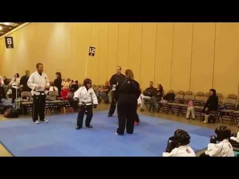 Tae Kwon Do Tournament Sparring Championship
