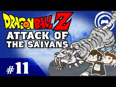 Dragon Ball Z Attack of the Saiyans Part 11 | TFS Plays
