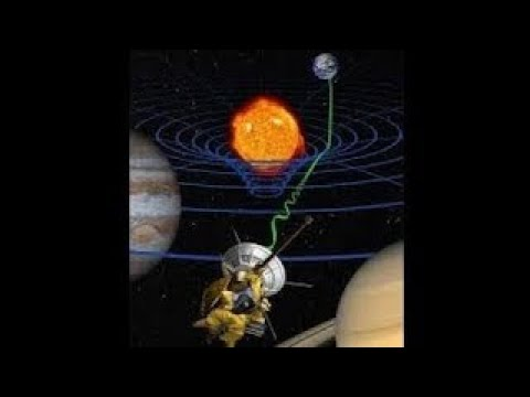 Space Gravitational Effects Theory of General Relativity Documentary National Geography 20